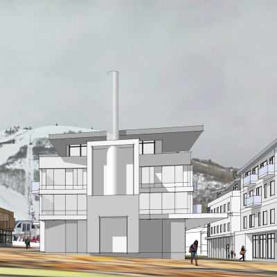 Park City Mountain Resort Base Area Redevelopment