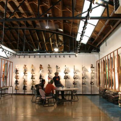 Burton Showroom &copy Mike M Moore