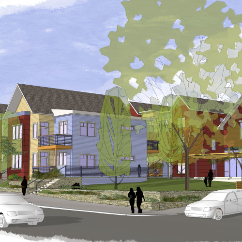 Germantown Rendering