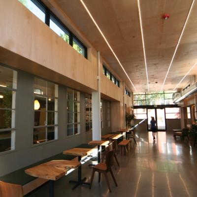 Pavilion, Naropa University